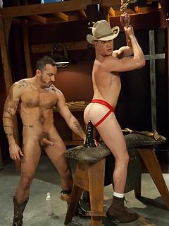 Gay Cowboys Porn