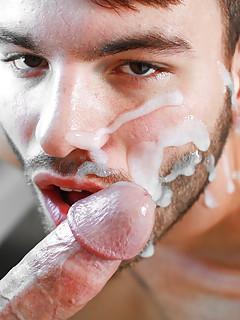 Gay Facial Porn