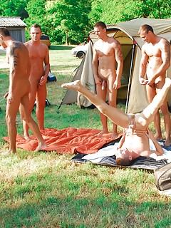 Gay Outdoor Porn